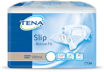 TENA Slip Active Fit Ultima packshot