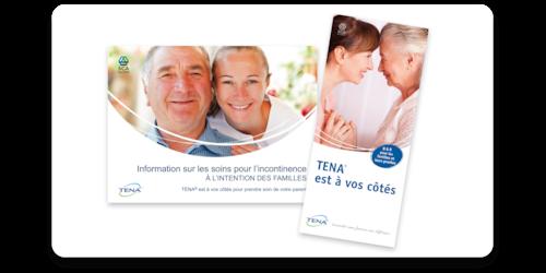 Le document d'information pour les membres de la famille - TENA Professionel