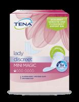TENA Lady Discreet Mini Magic – protège-slips pour femmes pour les fuites urinaires très légères