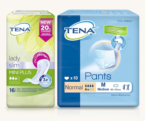 Безкоштовний зразок продукції TENA