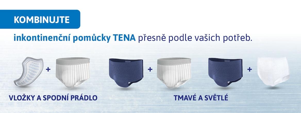 Kombinování TENA Pants