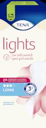 Proteggi-slip lunghi per incontinenza TENA lights | Per pelli sensibili