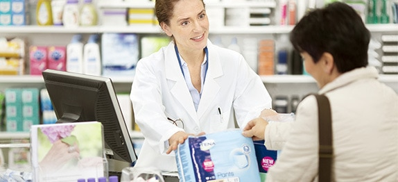TENA Services for pharmacies