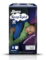 Libero SleepTight 10