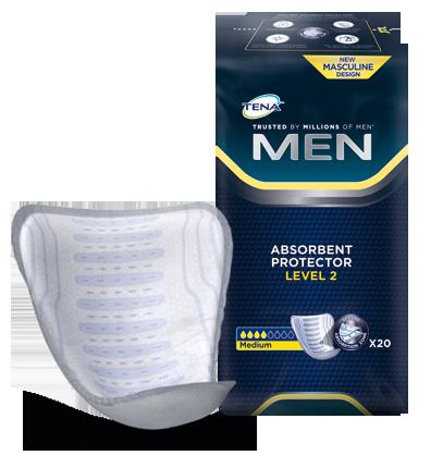 Gratis TENA Men-proefverpakking