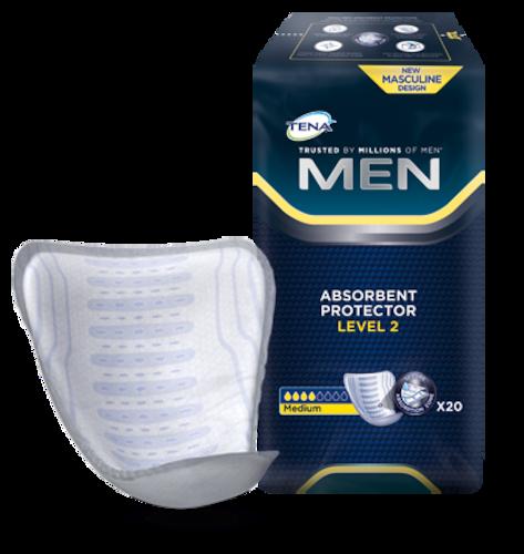 Gratis TENA prøve til mænd