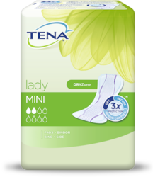 TENA Lady Mini Packshot