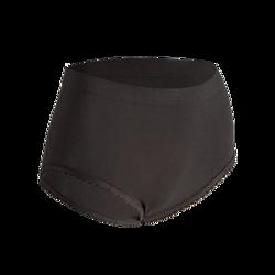 TENA Panty Feminine Black Front
