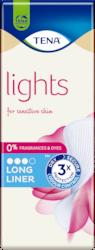 TENA Lights Long Slipeinlagen | Für sensible Haut