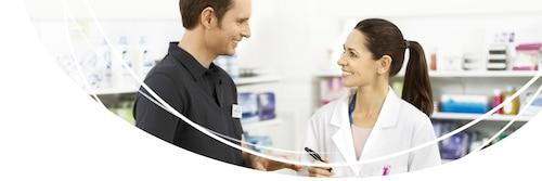 Služby pro lékárny