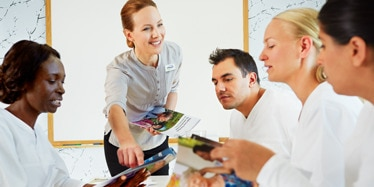 Conoscenze e formazione TENA