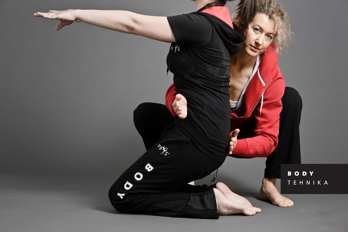 Body tehnika prikaz vježbe