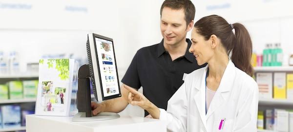Les services TENA pour les pharmacies