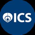 ICS logotyp