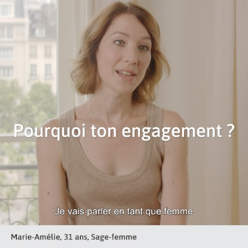 Marie-Amélie, 31 ans, Sage-femme