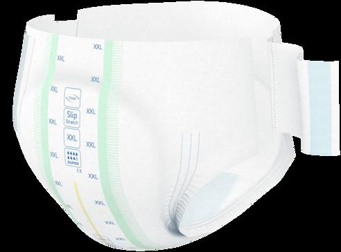 TENA Slip Bariatric Super ProSkin conçu pour les personnes cliniquement obèses ou en surpoids