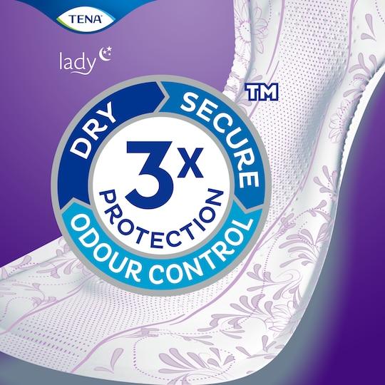 TENA Lady Maxi Night | Incontinence pad