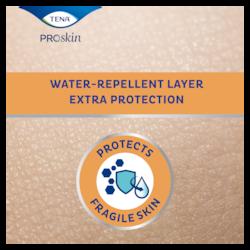 TENA Barrier ProSkin для защиты кожи при недержании, наносится под подгузник