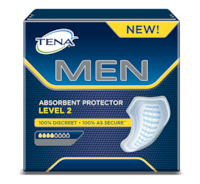 Protetor Absorvente TENA Men Level 2