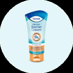 A package of TENA ProSkin Barrier Cream