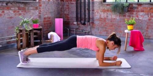 Übung 2: Plank