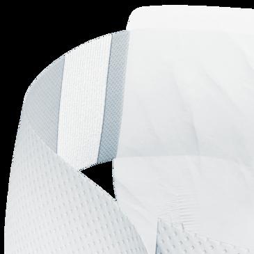 TENA ProSkin Flex met heupband voor bevestiging