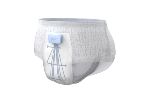 TENA Identifi Sensor Wear Pants | Smart incontinence pants for more efficient care