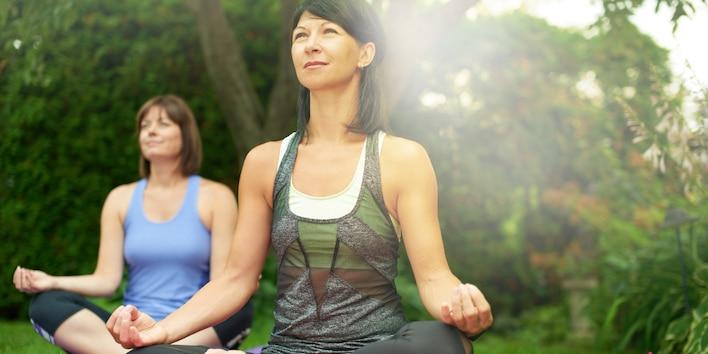 Yoga bei Blasenschwäche