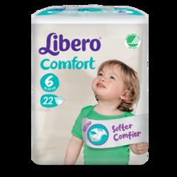 Libero Comfort Size 6 packshot