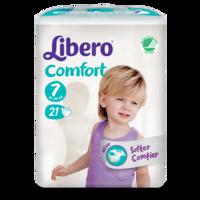 Fotografie de produs cu Libero Comfort mărimea 7