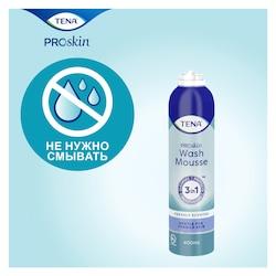 Моющая пена TENA ProSkin – уход за кожей без необходимости смывания водой