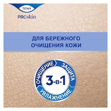 Очищающее средство для ухода за кожей TENA ProSkin, бережный уход за чувствительной кожей