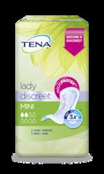 TENA Lady Discreet Mini Packshot