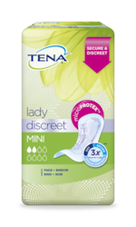 TENA Lady Discreet Mini Packshot