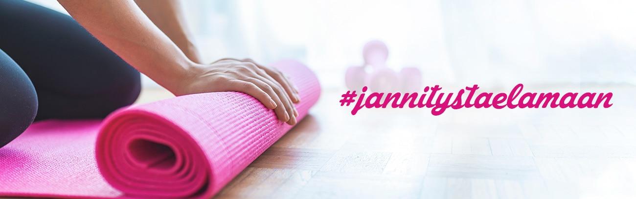 #jannitystaelamaan