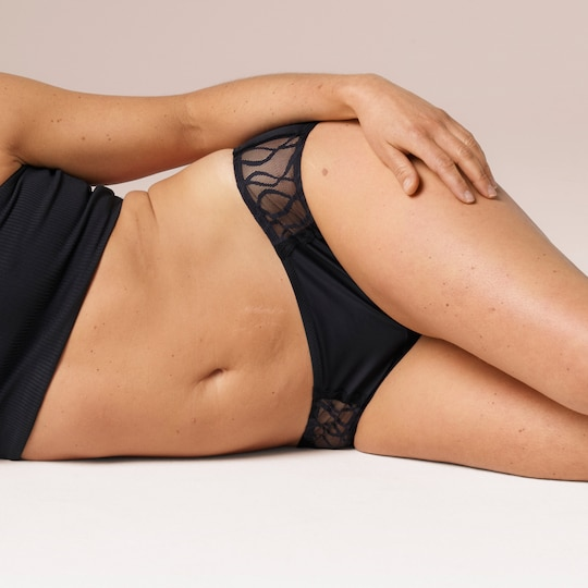Designed to be indistinguishable from your regular undies