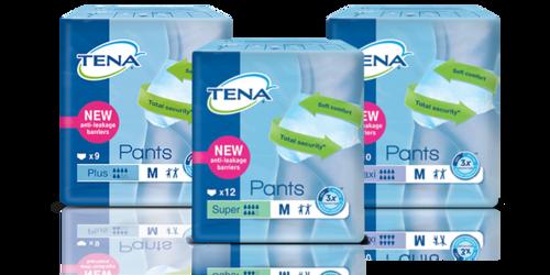 Échantillon de produits TENA