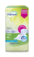TENA Lady Discreet Mini Wings