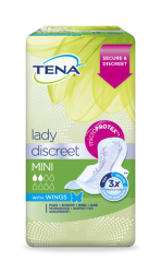 TENA-Lady-Discreet-Mini-Wings-Packshot