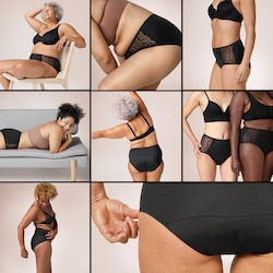 TENA Silhouette Washable Absorbent Underwear is a perfect balance of function and style
