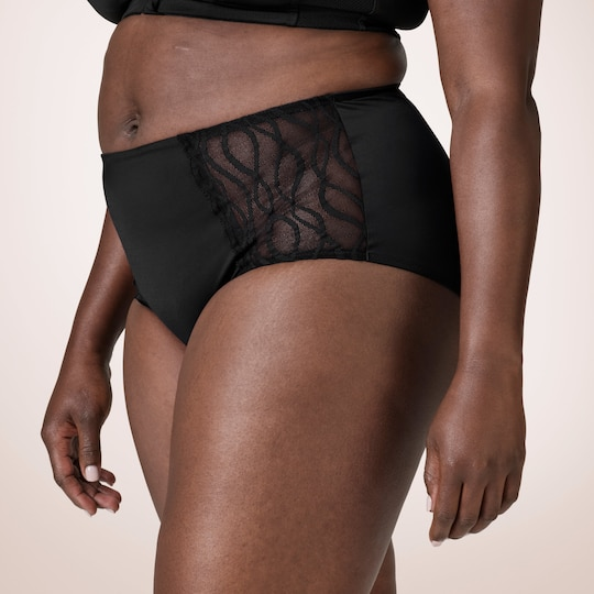 Stylish Washable Incontinence underwear for light incontinence in Classic style