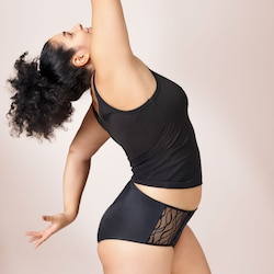Stylish underwear with invisible protection by TENA