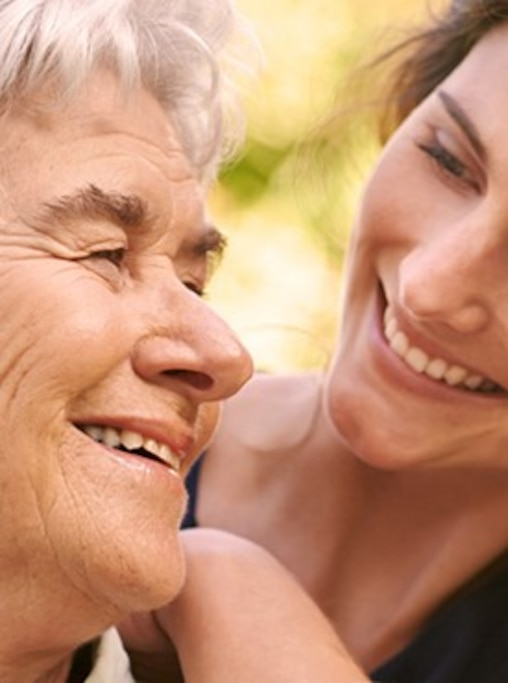 Care Giving Relatives Home Page Promo Box Image