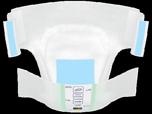 Change complet d'incontinence TENA confioair stretch super ouvert
