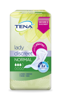 TENA Lady Discreet Normal pack shot