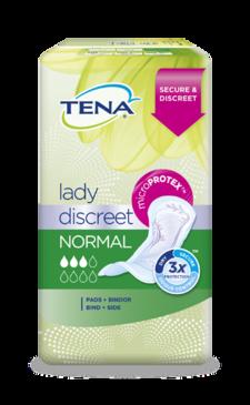 TENA Lady Discreet Normal pack shot