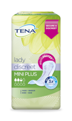 TENA Lady Discreet Mini Plus Packshot