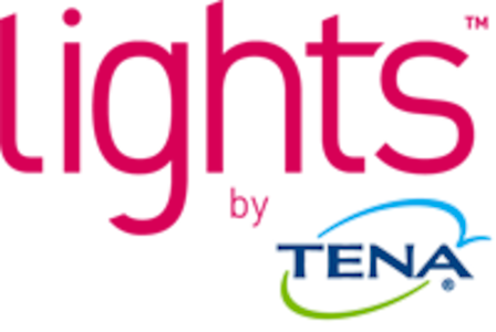 logo di lights by TENA