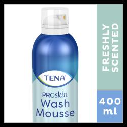 TENA ProSkin Wash Cream huidverzorgingsproduct - reinig de huid zonder af te spoelen met water