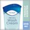 TENA ProSkin Wash Cream produkts ādas kopšanai— mazgāšanas līdzeklis, kas nav jānoskalo ar ūdeni